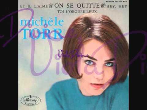 L'amour est bleu - Michèle TORR - inédit !
