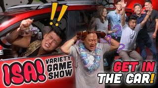 Download Lagu Get in the Car Challenge - ISA VARIETY GAME SHOW Season 2 Pt 2 MP3