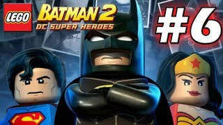 LEGO Batman 2 : DC Super Heroes Episode 6 - Race to Ace (1/3) (HD) (Gameplay)