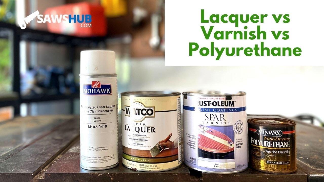 Varnish vs lacquer silver glitter toilet seat