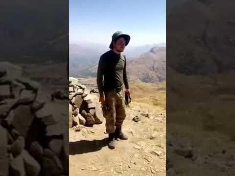Yabancı Şarkı İle Oyun Havası Oynayan Ankaralı Asker...