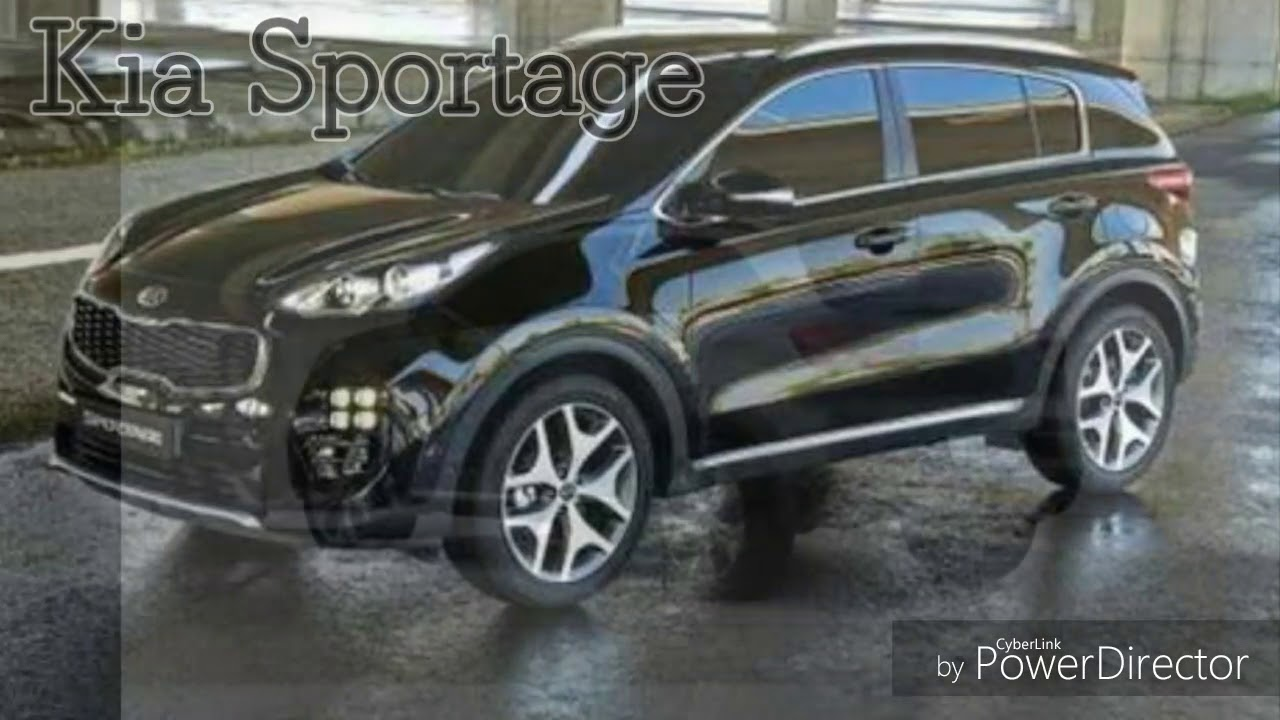 new 2019 kia sportage redesign and review youtube. Black Bedroom Furniture Sets. Home Design Ideas