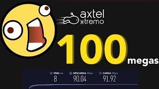 Me Cambie A Axtel Xtremo 100 Megas Simétrico 2020