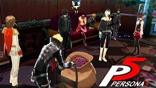 THE GAMBLING THIEVES & WORKING WITH THE YAKUZA    Persona 5 [46]