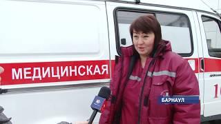 Лучший врач скорой помощи Светлана Дородная больше двадцати лет спасает жизни