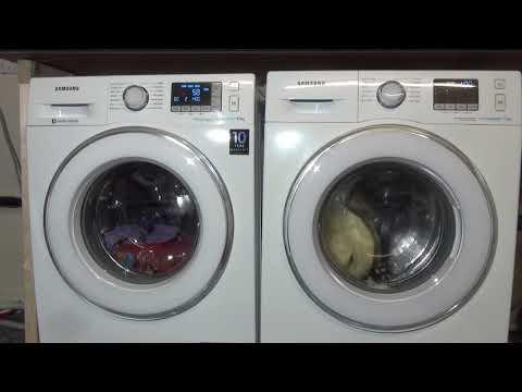Wash Race : Samsung Direct Inverter vs Samsung : Daily wash