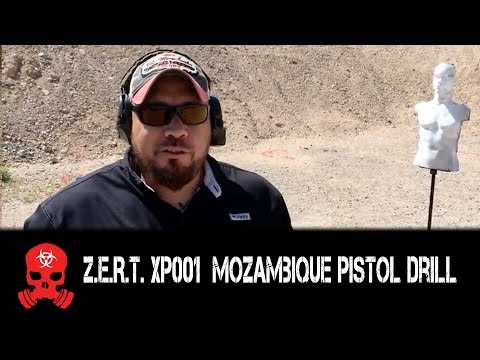 Z.E.R.T.'s XP001 Covers the Mozambique Pistol Drill