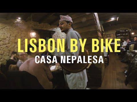 LISBON BY BIKE #5 Casa Nepalesa