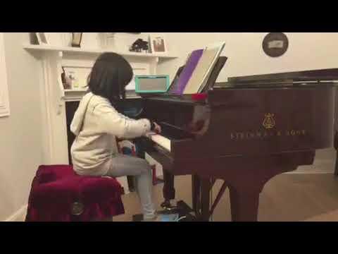 Khachaturian sonatina 1st movement - Savannah Li