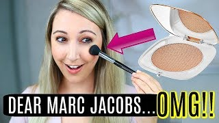 Today's video is my Marc Jacobs O!Mega Glaze All-Over Foil Luminize...