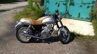 Обзор мотоцикла Сузуки Волти (Suzuki Volty 250)