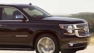 Chevy Suburban Anniversary: 80 Years Of Power, Utility & More | Chevrolet