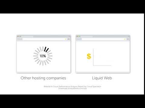 Liquid Web: Where Business Grows - Speed (Bumper)