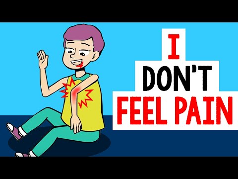 I don't Feel Pain and My Life is Super Dangerous | share my story | short stories