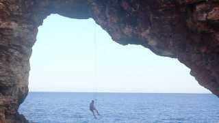 Rope Swing - Es Pontas