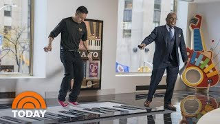 FAO Schwarz Reopens: Al Roker Checks Out The Iconic Toy Store | TODAY