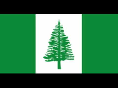 The anthem of the Australian territory of Norfolk Island