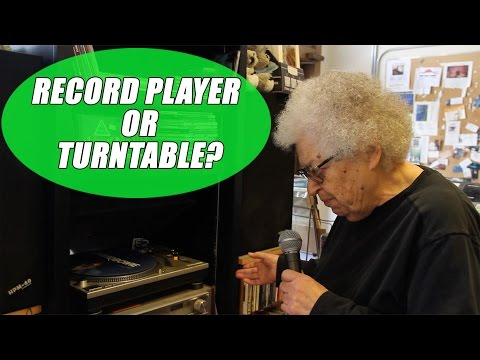 The Big Difference Between A Record Player And A Turntable