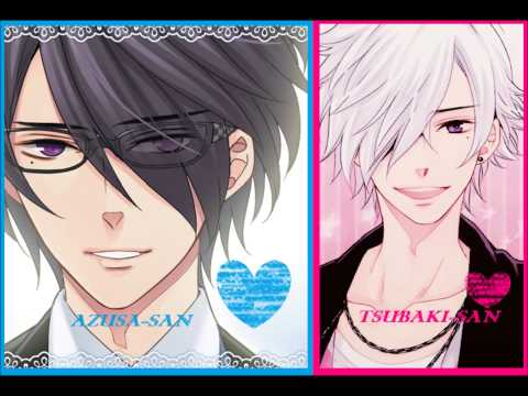 ♥BROTHERS CONFLICT♥~ AFFECTIONS♥ (Tsubaki & Azusa♥) By RED ASAHINA♥~