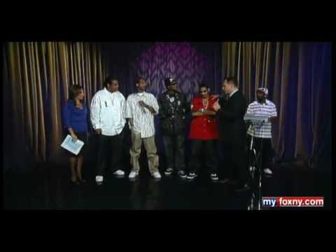 Bone Thugs-N-Harmony - See Me Shine live On Fox5