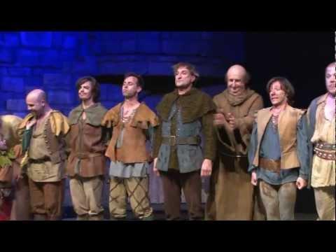Robin Hood repetitie
