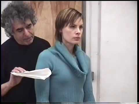 Jamie Gillis reading Polonius for Hamlet auditions