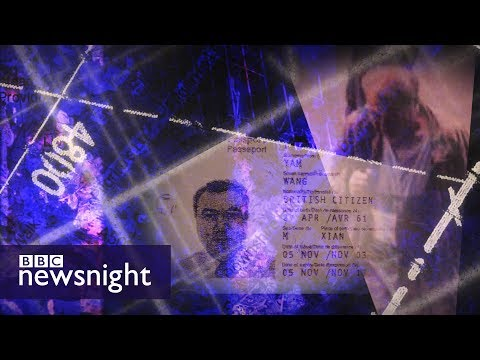 An intriguing murder case: Thomas Harding reports – BBC Newsnight