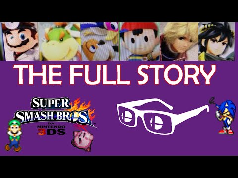 Smash Bros 4 LEAK! - The Full Story! (History and Analysis)
