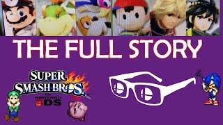 Smash Bros 4 LEAK! - The Full Story! (History and Analysis)