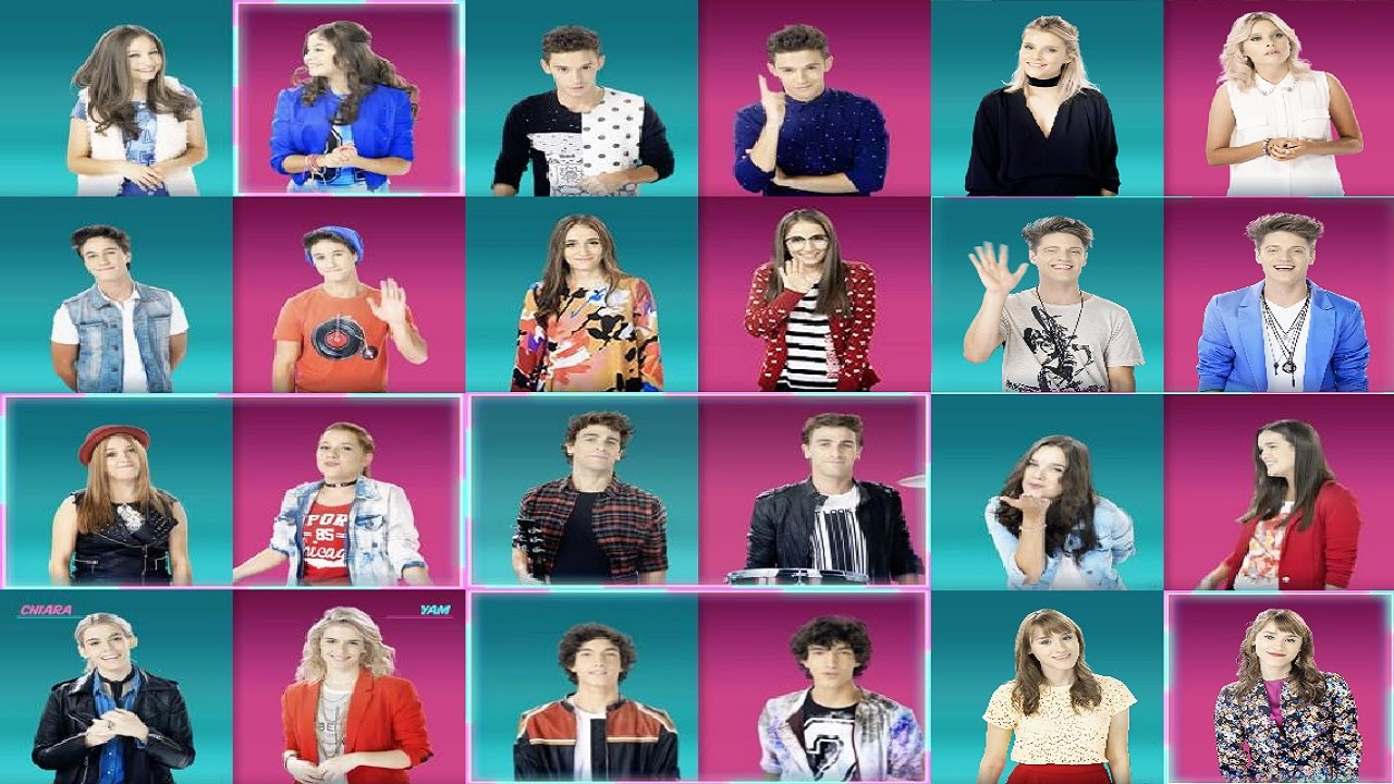 Soy Luna - Who is Who? - RECOPILACIÓN - YouTube