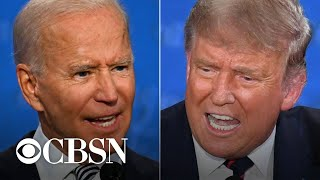 Fact-checking Trump and Biden in the first presidential debate