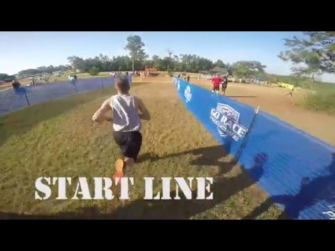 2015 Fort Gordon Marine Mud Run Challenge