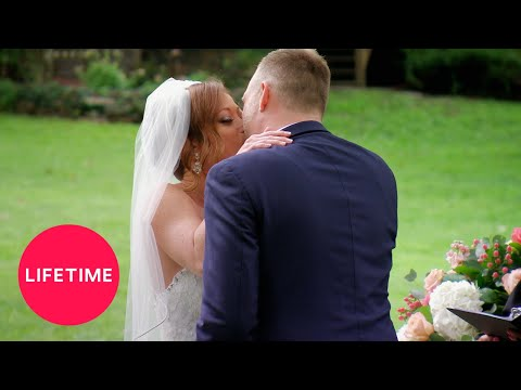 Married at First Sight: AJ and Stephanie Are Married (Season 8, Episode 1) | Lifetime