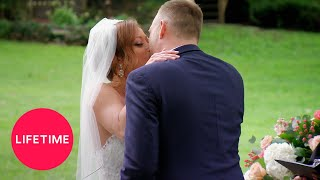 Married at First Sight: AJ and Stephanie Are Married (Season 8) | Lifetime