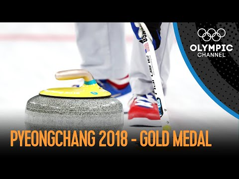 USA Vs. SWE - Men's Curling - Full Gold Medal Match | PyeongChang 2018 Replays