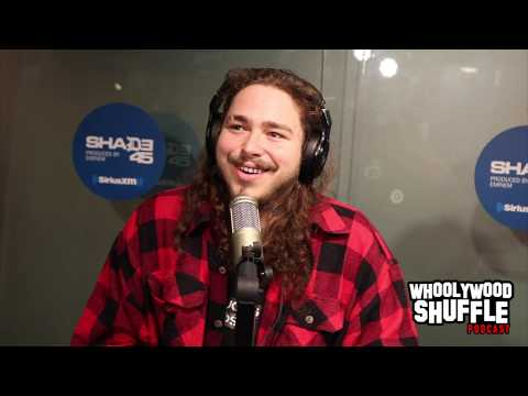 Post Malone Talks