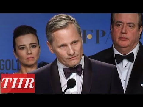 Golden Globes Winners For 'Green Book' Full Press Room Speeches | THR