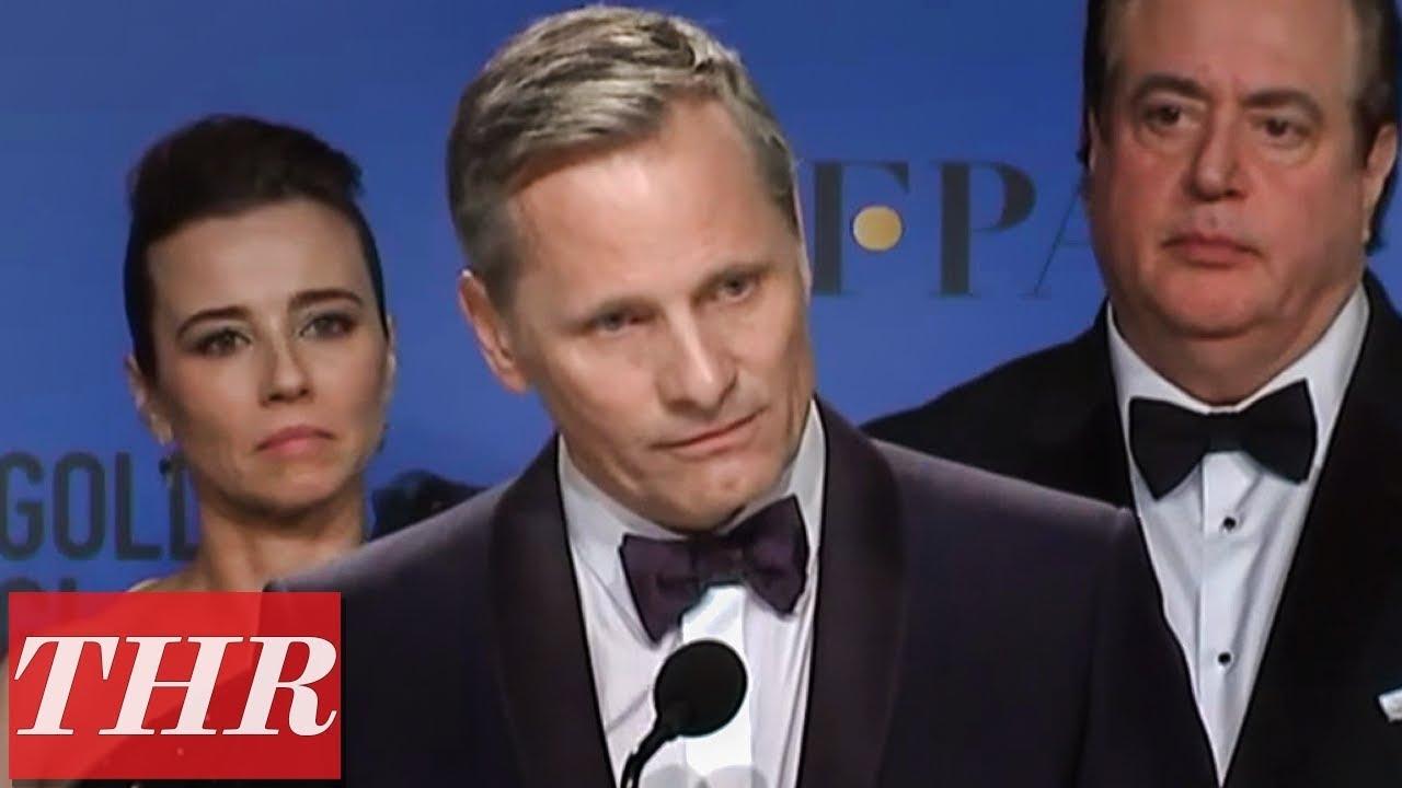 Golden Globes Winners for 'Green Book' Full Press Room Speeches | THR