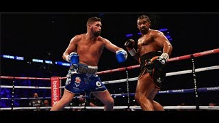 'F**K DAVID HAYE!! -  FORGET HIM' - TONY BELLEW - & SAYS MICHAEL BISPING FIGHT COULD HAPPEN