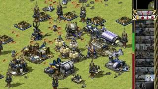 C&C Red Alert 2 Megapack Challenge 1v7 - Jungles of Maya - Yuri - Random
