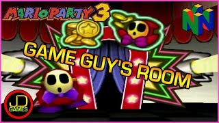 Mario Party 3 - Mini-Game Room - Game Guy's Room!
