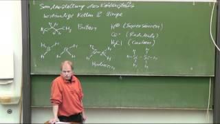 Vorlesung Organische Chemie 1.01 Prof. G. Dyker