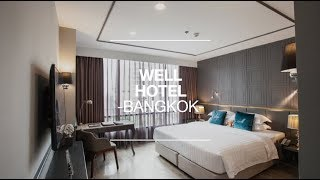 Well Hotel Bangkok Room Review -  Executive Suite Room 651