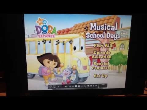 Dora the explorer musical school days UNITED STATES OF AMERICA