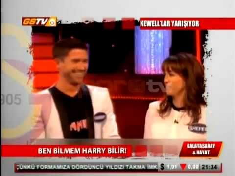 Harry Kewell and wife, 'I do not know my wife knows'