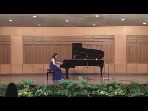 L'isle joyeuse - Claude Debussy - Performed by Delicia Mandy Nugroho