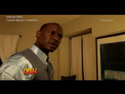 Tyrese Gibson's 'Django Unchained' Audition Tape