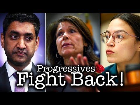 Progressive Politicians Hammer DCCC Leader Over Undemocratic New Rule