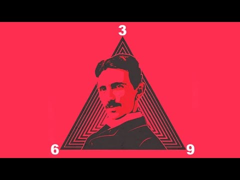 The Amazing Secret of Numbers 3,6,9 Nikola Tesla