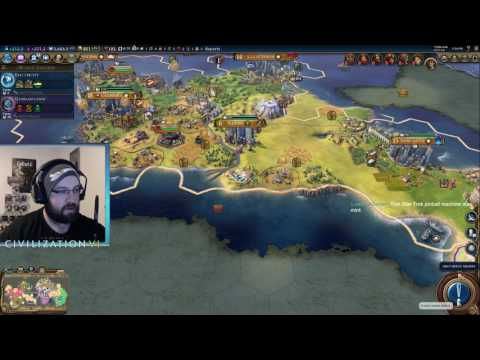 P.Sherman, 42 Wallaby Way, Sydney... - Civilization VI Australia [Twitch VOD]